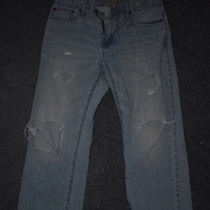 American Eagle Men's Ripped Jeans 31x30
